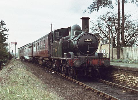 1468 Fairford Station