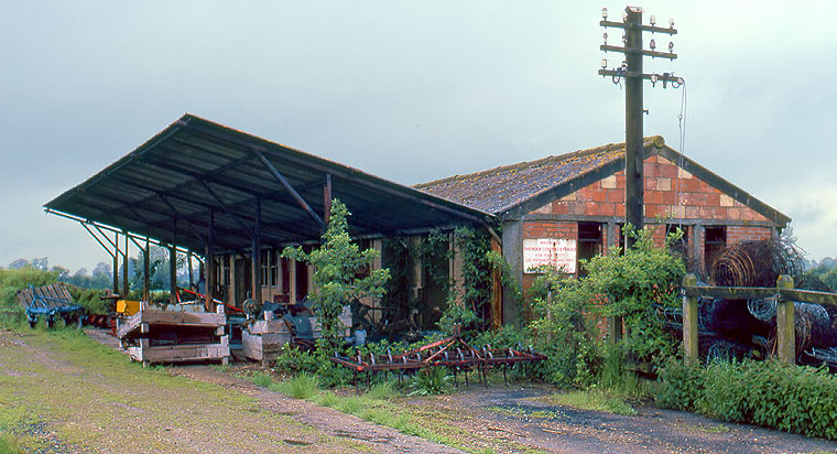 Carterton Station 26 May 1979